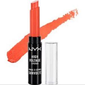 NIP NYX High Voltage Lipstick-Free Spirit